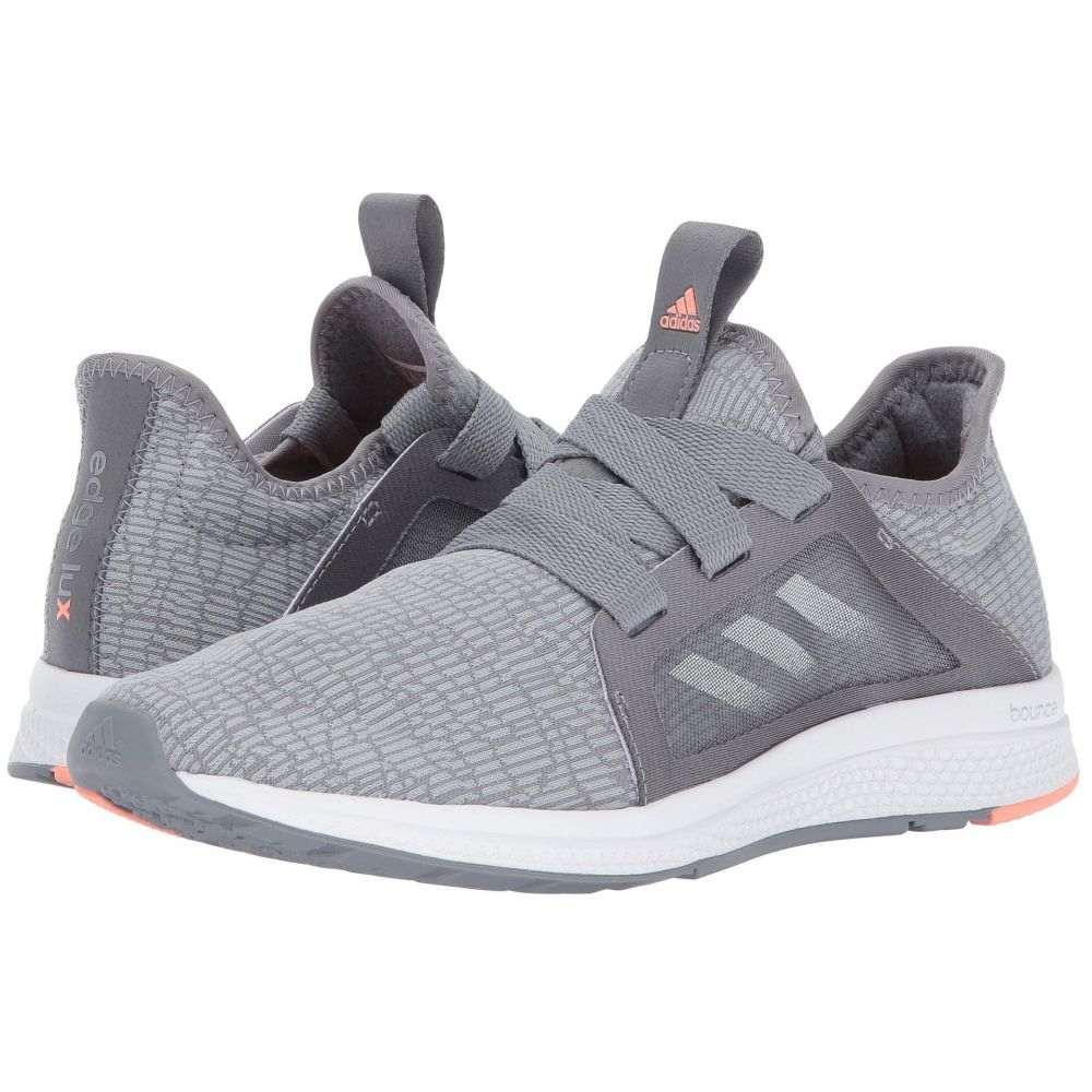 アディダス レディース ランニング・ウォーキング シューズ・靴【Edge Lux】Grey Three/Grey Two/Crystal White