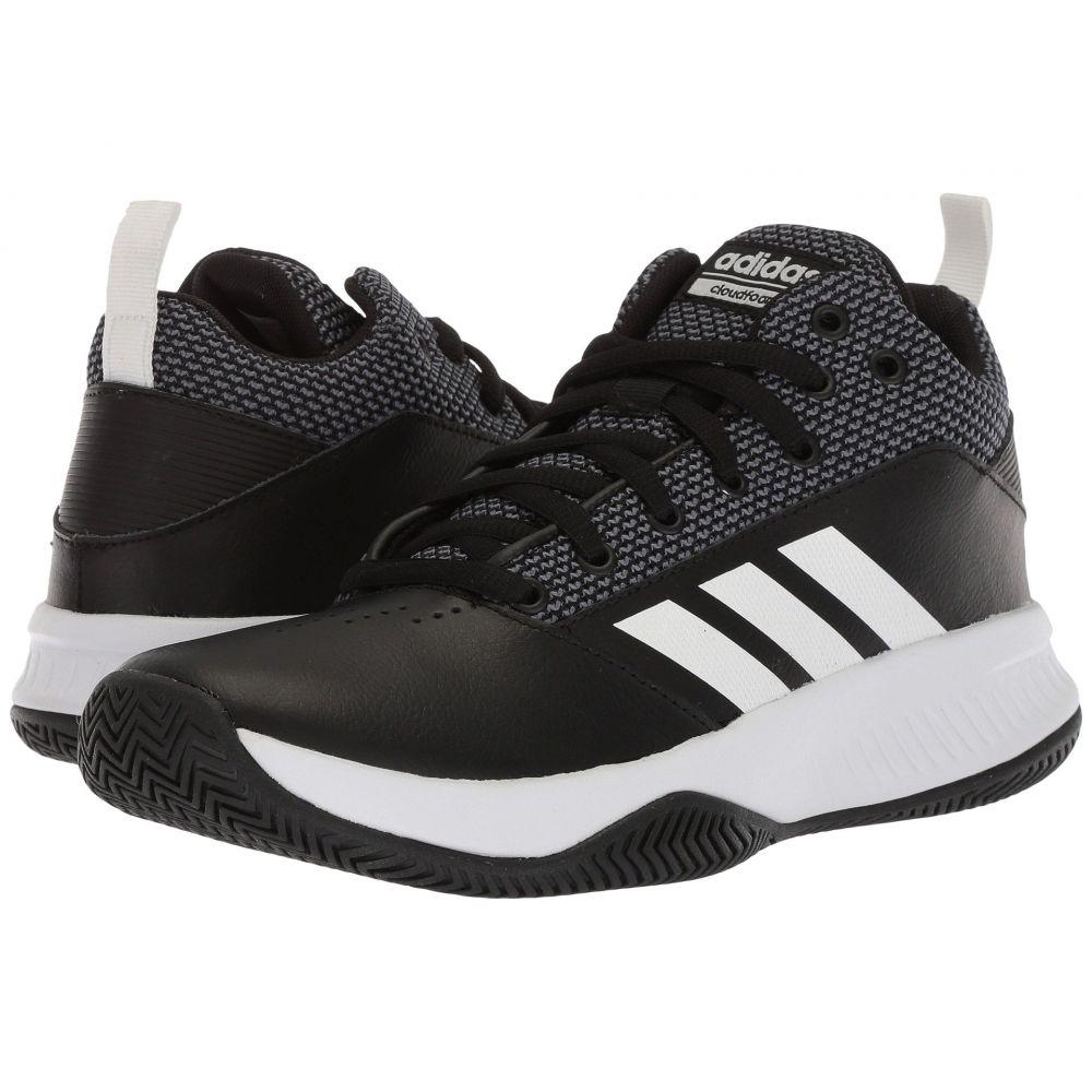 アディダス メンズ バスケットボール シューズ・靴【CF Ilation 2.0】Black/White/Grey Five
