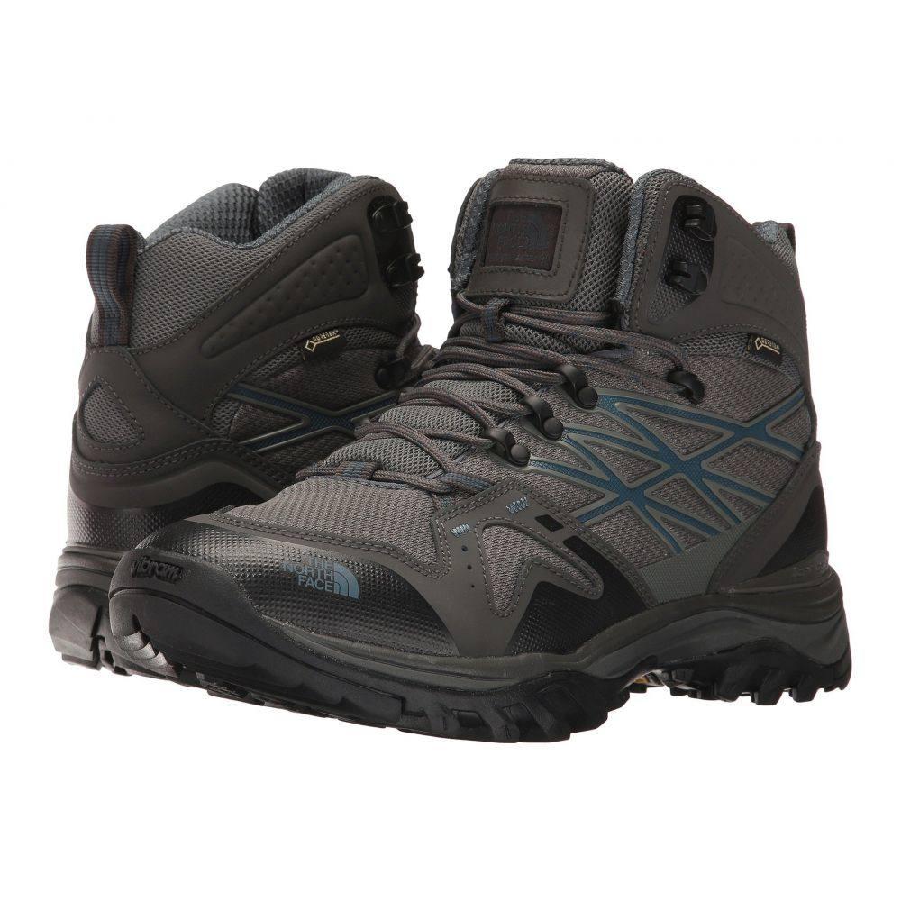 ザ ノースフェイス メンズ ハイキング・登山 シューズ・靴【Hedgehog Fastpack Mid GTX】Graphite Grey/Dark Slate Blue