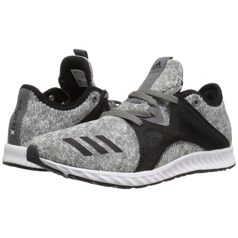 アディダス レディース ランニング・ウォーキング シューズ・靴【Edge Luxe 2】Grey Four/Core Black/Footwear White