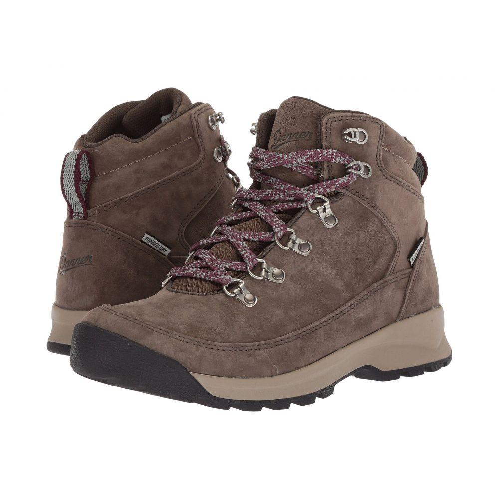 ダナー レディース ハイキング・登山 シューズ・靴【Adrika Hiker】Ash