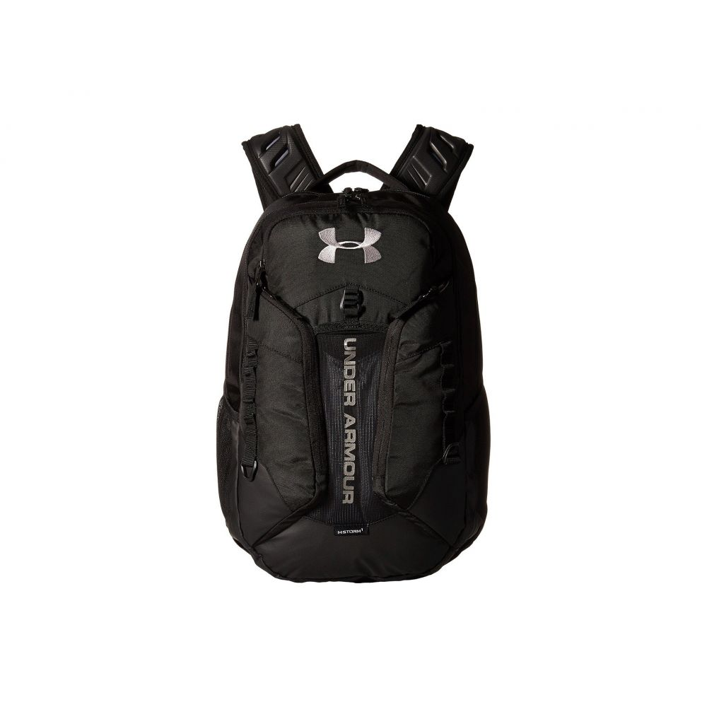 アンダーアーマー レディース バッグ バックパック・リュック【UA Contender Backpack】Black/Black/Silver