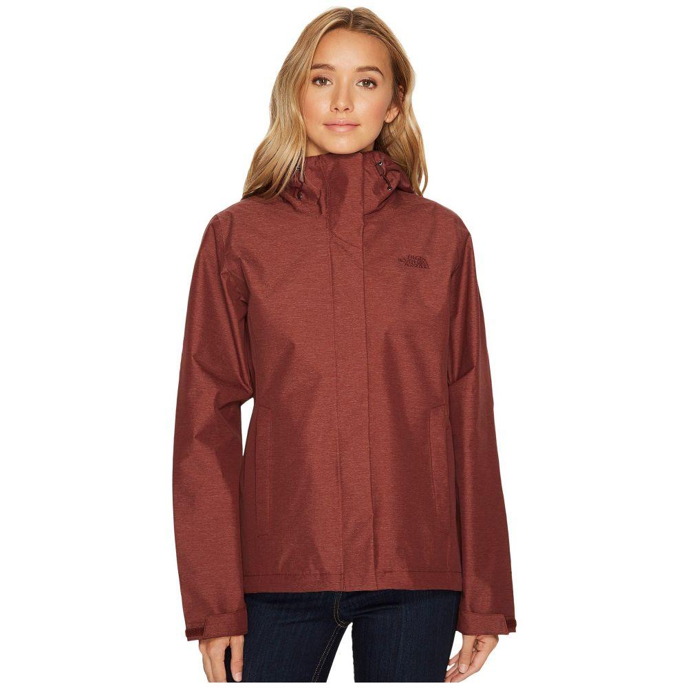 ザ ノースフェイス レディース アウター レインコート【Venture 2 Jacket】Sequoia Red Heather