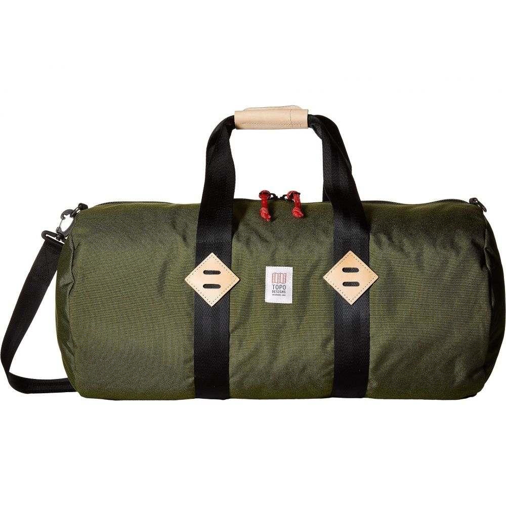 トポ デザイン レディース バッグ ボストンバッグ・ダッフルバッグ【Classic Duffel】Olive