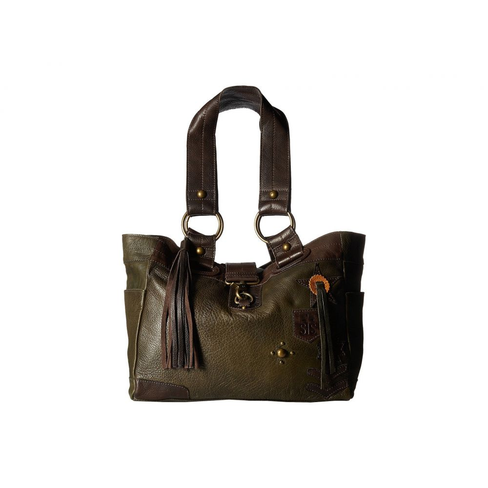 STSランチウェア レディース バッグ トートバッグ【General Tote】Urban Olive