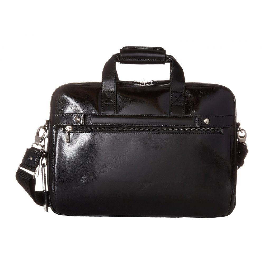 ボスカ メンズ バッグ パソコンバッグ【Old Leather Collection - Stringer Bag】Black Leather