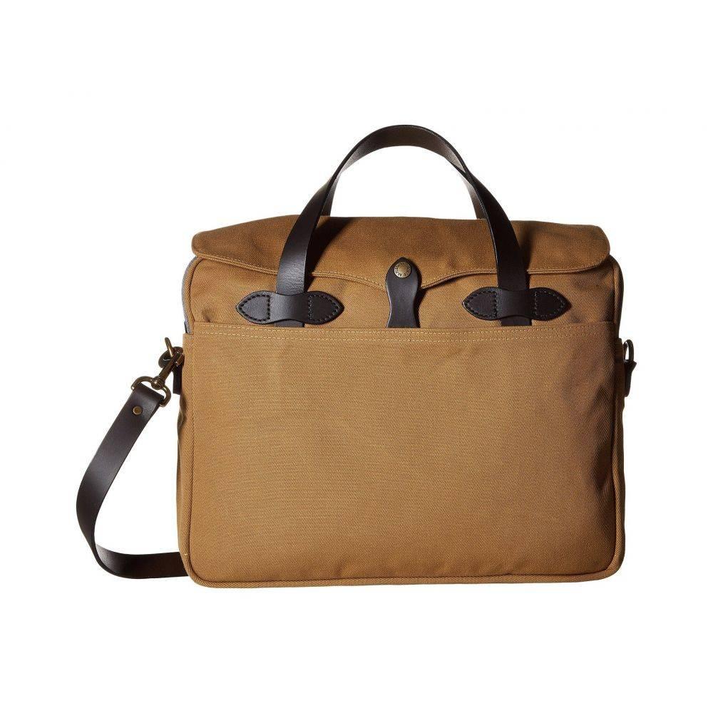 フィルソン レディース バッグ ショルダーバッグ【Original Briefcase】Tan 1