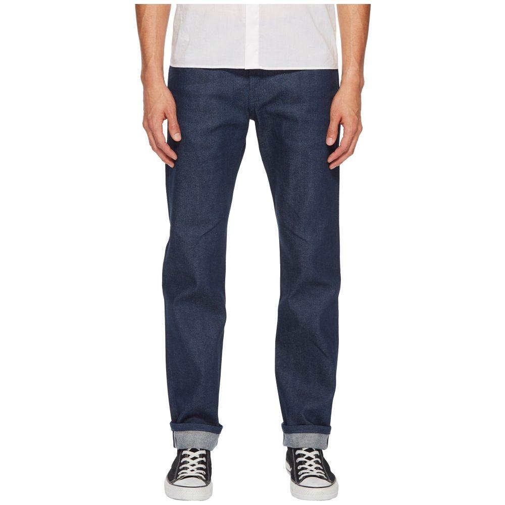 ネイキッド アンド フェイマス メンズ ボトムス・パンツ ジーンズ・デニム【Weird Guy Workman Selvedge Jeans】Blue