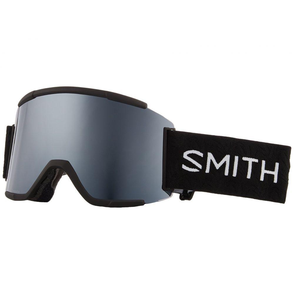 スミス オプティクス レディース スキー・スノーボード ゴーグル【Squad XL Goggle】Mean Folk Frame/Chromapop Sun Platinum Mirror/Chromapop Storm Ro