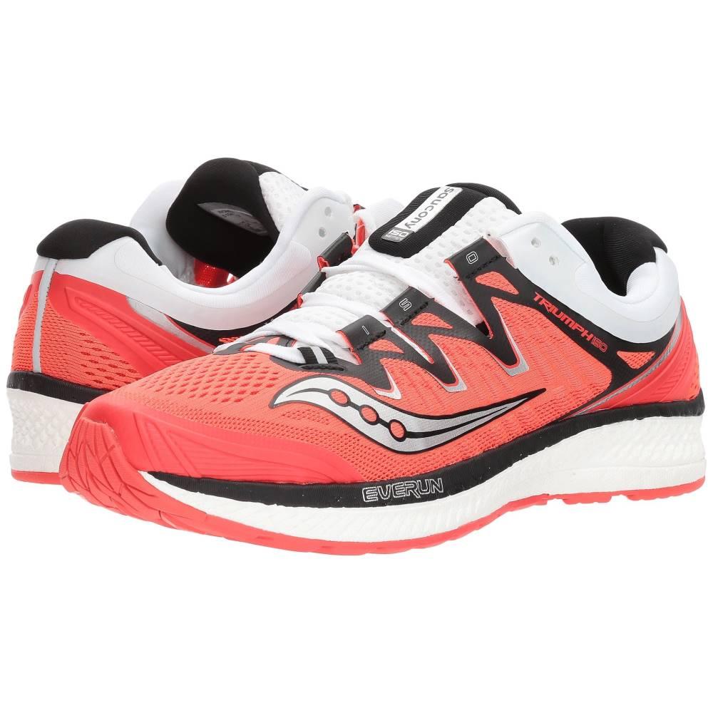サッカニー レディース ランニング・ウォーキング シューズ・靴【Triumph ISO 4】Vizi Red/Black/White