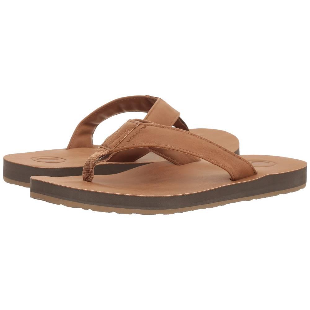 ボルコム メンズ シューズ・靴 サンダル【Fathom Sandal】Khaki