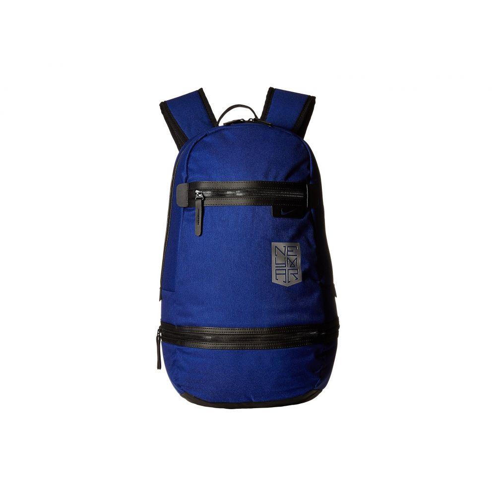ナイキ レディース バッグ バックパック・リュック【NYMR NK Backpack】Deep Royal Blue/Black/Metallic Silver