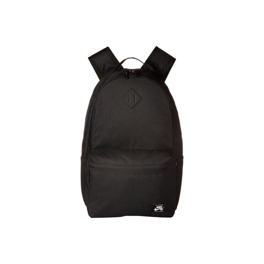 ナイキ メンズ バッグ バックパック・リュック【Icon Backpack】Black/Black/White