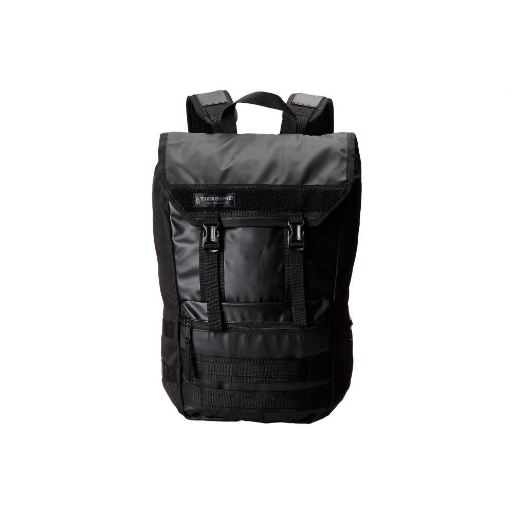 95774f2c1301 ティンバックツー レディース バッグ バックパック・リュック【Rogue】Black 絶大な人気を持っている