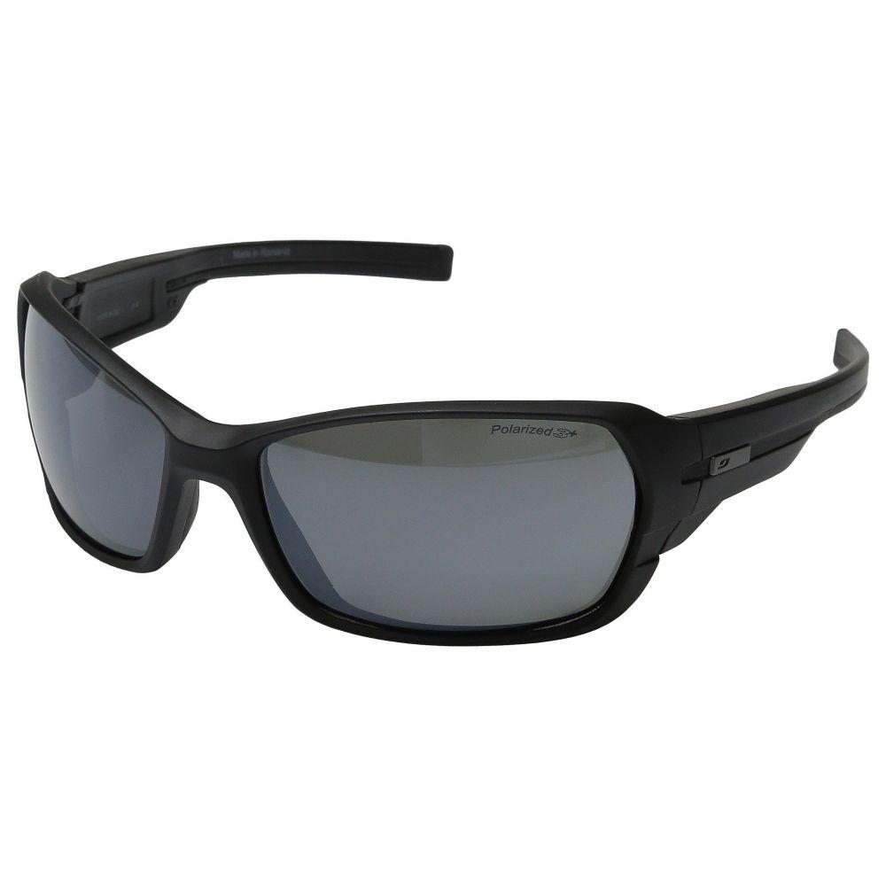 ジュルボ レディース スポーツサングラス【Dirt 2.0 Performance Sunglasses】Matte Black/Black with Polarized 3 Lens