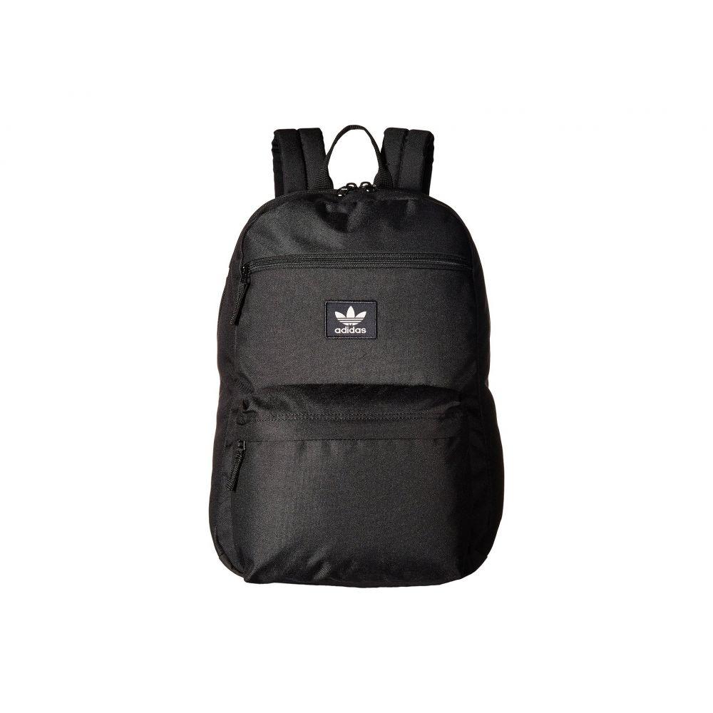 アディダス レディース バッグ バックパック・リュック【Originals National Backpack】Black