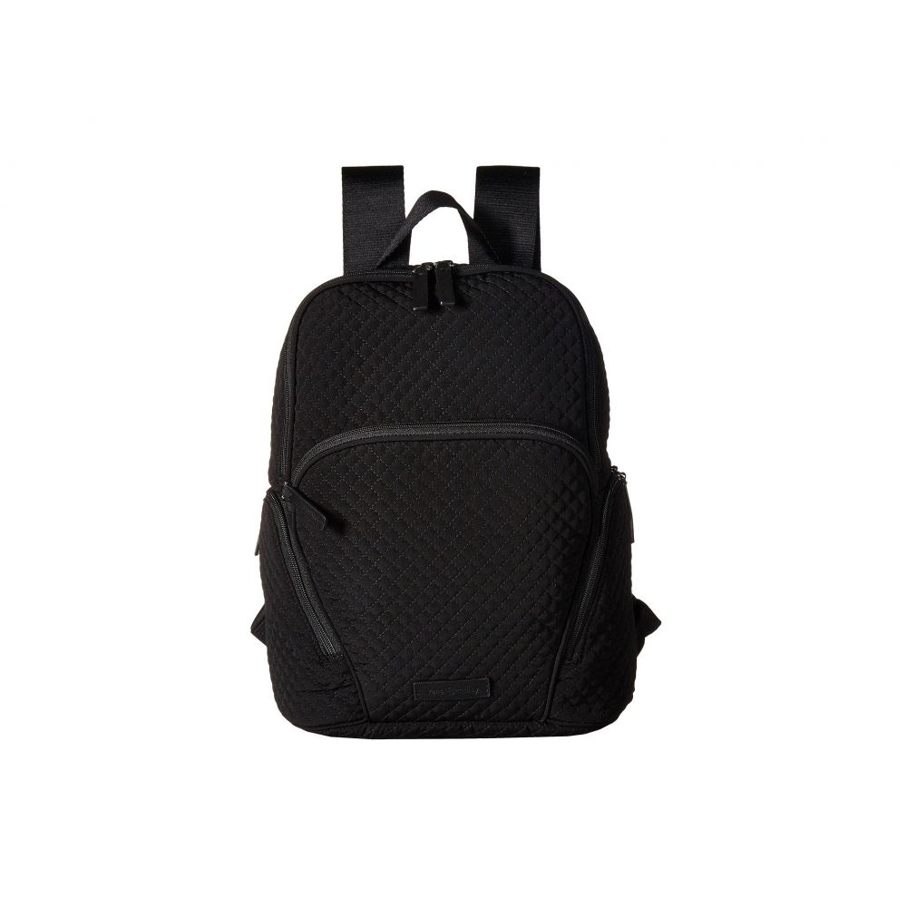 bdd7e4900256 ヴェラ ブラッドリー レディース バッグ バックパック・リュック【Hadley Backpack】Classic Black,  欧風菓子クドウ:e8c62e43 --- radiosucre.com.ec