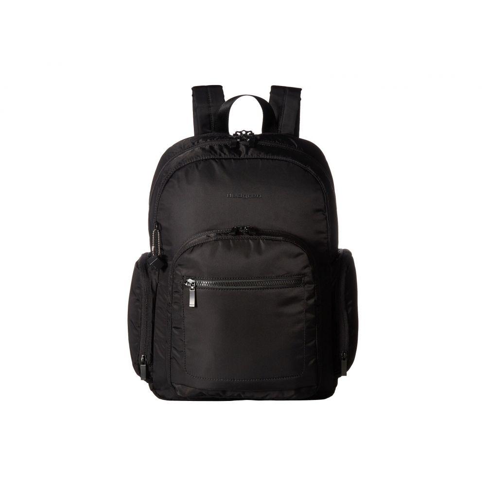 ヘデグレン レディース バッグ バックパック・リュック【Inter-City RFID 15 Backpack】Black