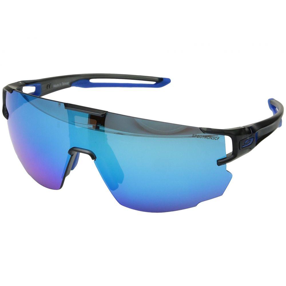 ジュルボ レディース スポーツサングラス【Aerospeed】Translucent Gray/Blue/Blue