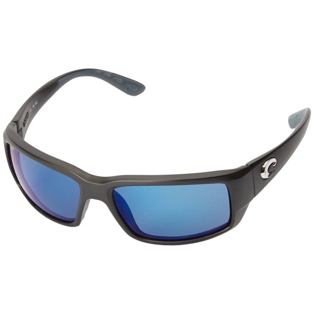 コスタ メンズ メガネ・サングラス【Fantail】Black Frame/Blue Mirror 580P