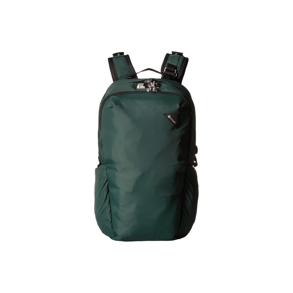 パックセイフ レディース バッグ バックパック・リュック【Vibe 25 Anti-Theft 25L Backpack】Forest, シガーダイレクト:bdd6c3a4 --- world-dress.jp