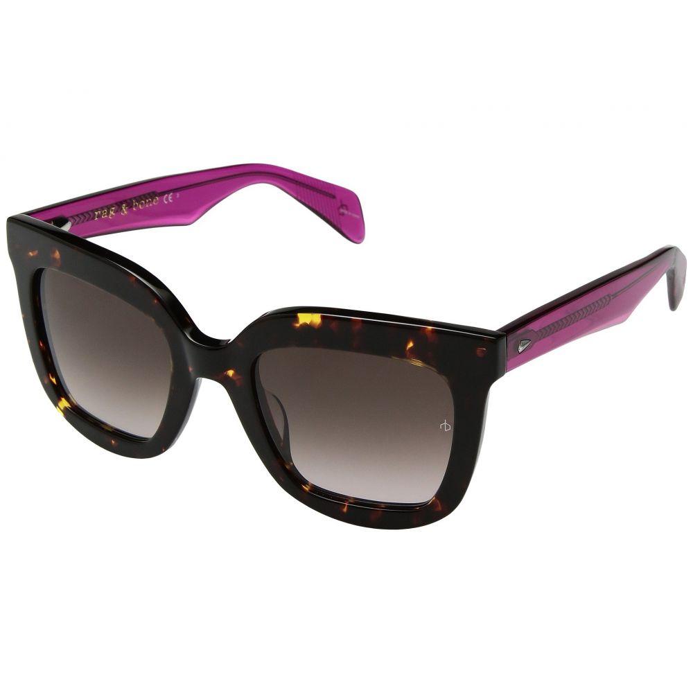 ラグ&ボーン レディース メガネ・サングラス【RNB1002/S】Havana Pink/Brown