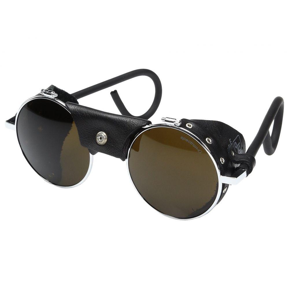 ジュルボ レディース スポーツサングラス【Julbo Vermont Mountain Sunglass】Black with Spectron 4 Lens