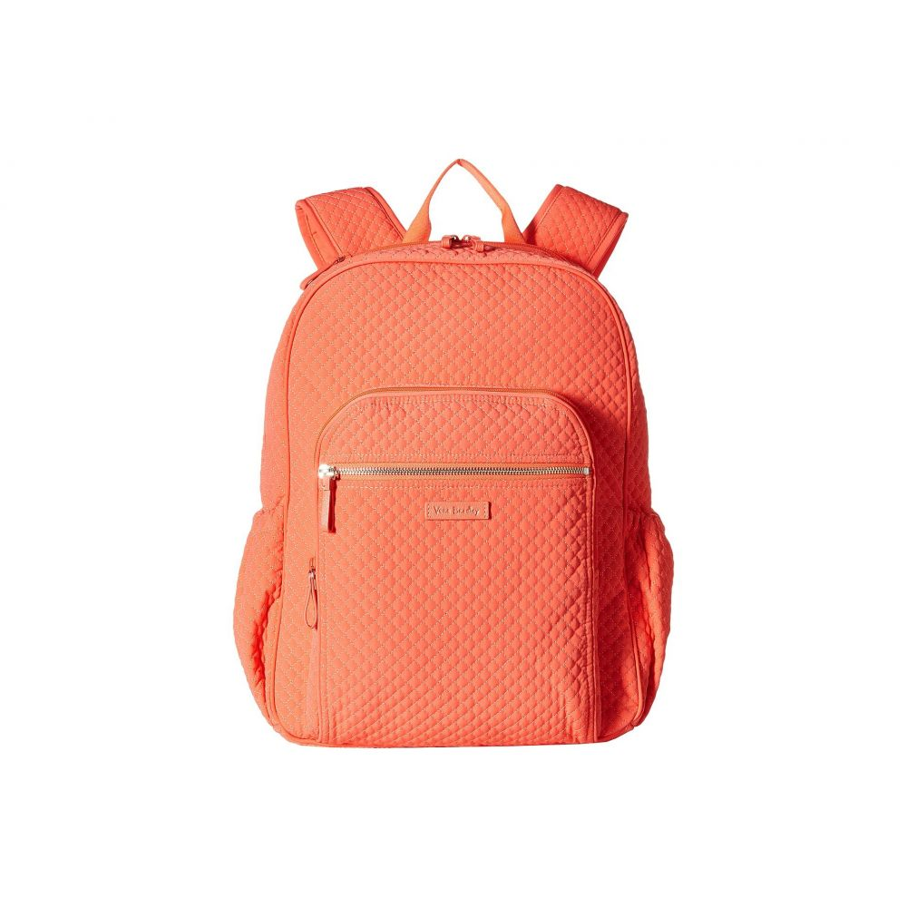 07a678ec76b2 ヴェラ ブラッドリー レディース バッグ バックパック・リュック【Iconic Campus Backpack】Coral Reef