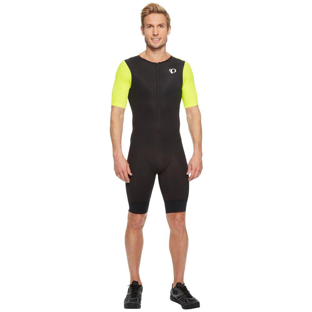 パールイズミ メンズ 水着・ビーチウェア ウェットスーツ【Elite Pursuit Tri Speed Suit】Black/Screaming Yellow