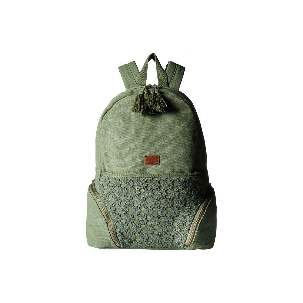 ロキシー レディース バッグ バックパック・リュック【Bombora Backpack】Olive