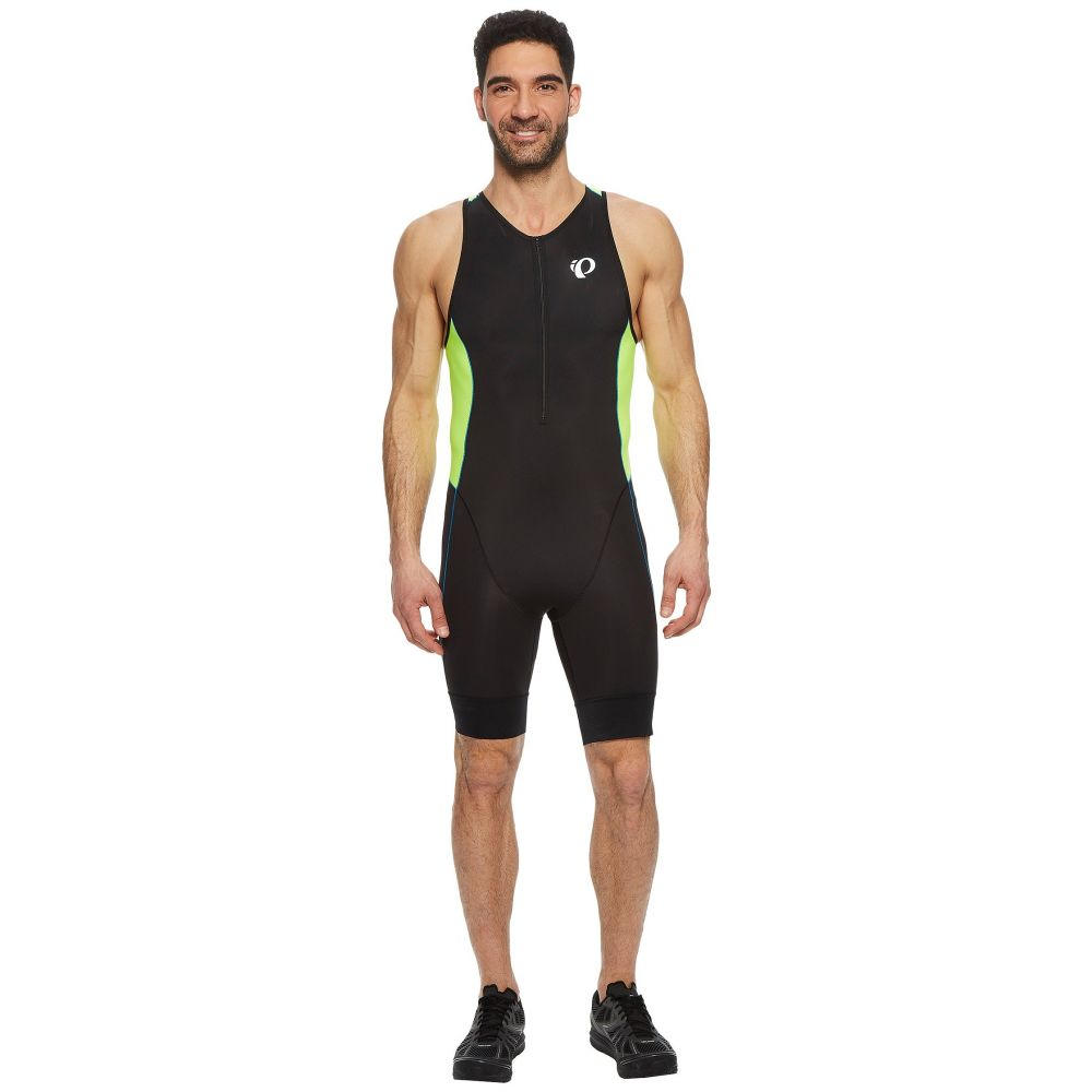 【名入れ無料】 パールイズミ メンズ メンズ 水着・ビーチウェア ウェットスーツ【Elite Tri Pursuit Pursuit Tri Suit】Black/Screaming Yellow, 贅沢屋の:462a6a89 --- konecti.dominiotemporario.com