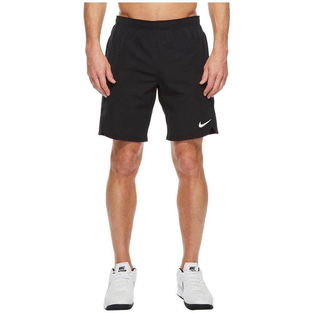 【2018最新作】 ナイキ Tennis メンズ Ace テニス ボトムス・パンツ ナイキ【Court Flex Ace 9 Tennis Short】Black/Black/Black, 風迎釣具:a9c088d4 --- canoncity.azurewebsites.net