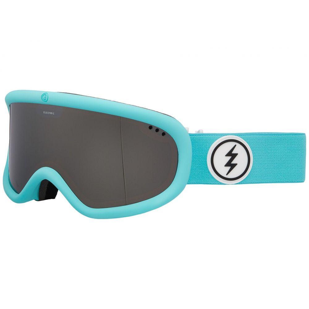 エレクトリック レディース スキー・スノーボード ゴーグル【Charger】Turquoise Frame/Brose Silver Chrome Lens