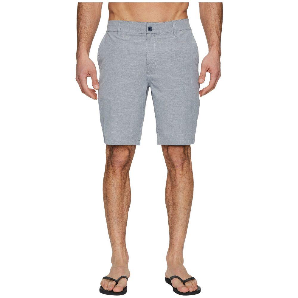 ルーカ メンズ ボトムス・パンツ ショートパンツ【Balance Hybrid Shorts】Classic Indigo
