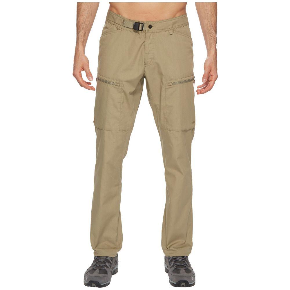 フェールラーベン メンズ ボトムス・パンツ【Abisko Shade Trousers】Savanna