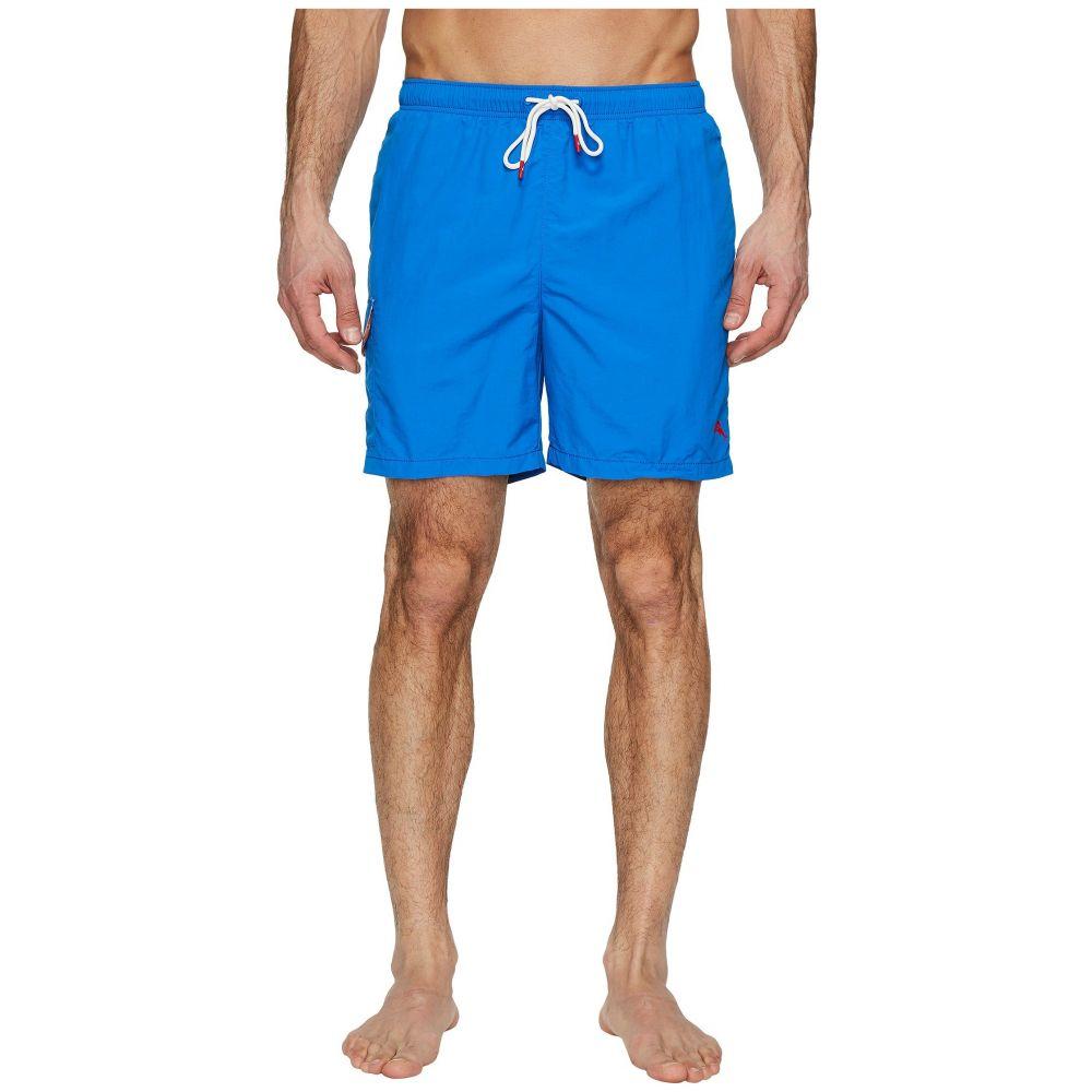 トミー バハマ メンズ 水着・ビーチウェア 海パン【Naples Coast Swim Trunk】Santorini Blue