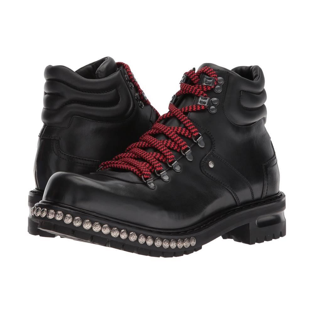 アレキサンダー マックイーン メンズ ハイキング・登山 シューズ・靴【Studded Hiking Boot】Black