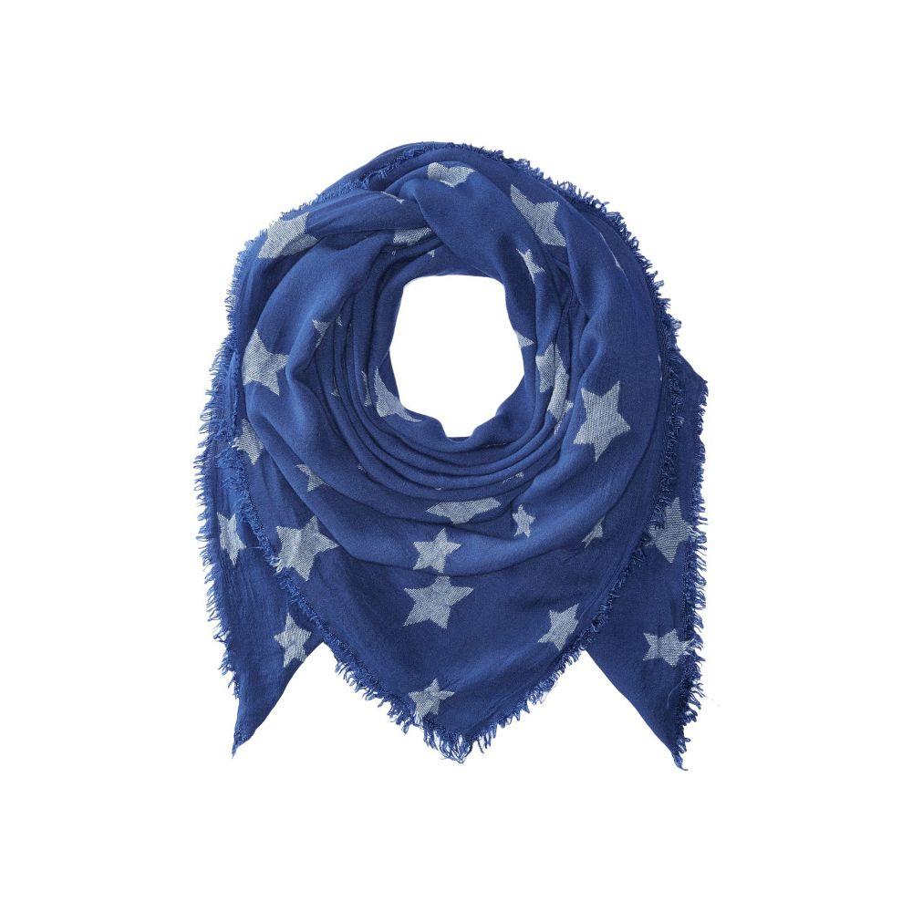 ラグ&ボーン レディース マフラー・スカーフ・ストール【Star Scarf】Blue Multi