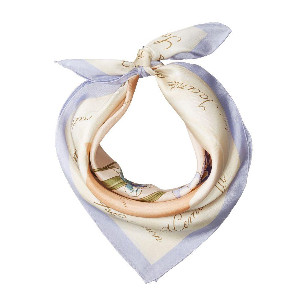 ラルフ ローレン レディース マフラー・スカーフ・ストール【Stephanie Silk Square Scarf】Linen