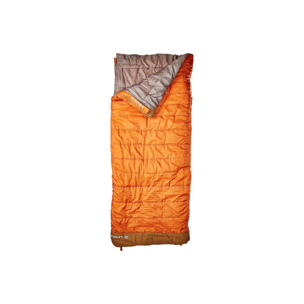 ケルティ レディース ハイキング・登山【Callisto 30 Degree Sleeping Bag - Long】Apricot Orange