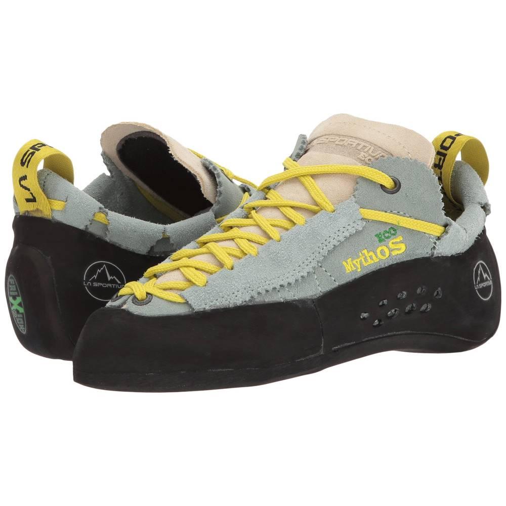ラスポルティバ レディース クライミング シューズ・靴【Mythos Eco】Greenbay