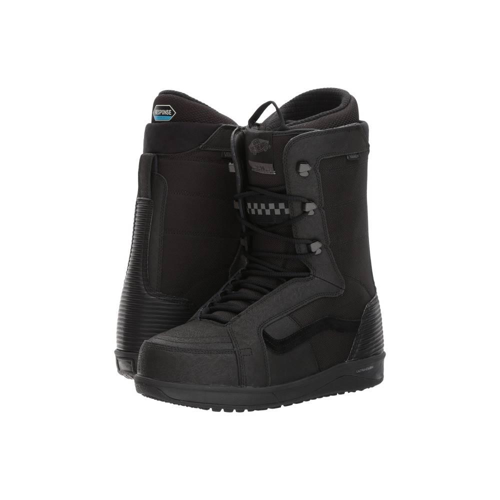 ヴァンズ メンズ ハイキング・登山 シューズ・靴【V-66】Black/Black