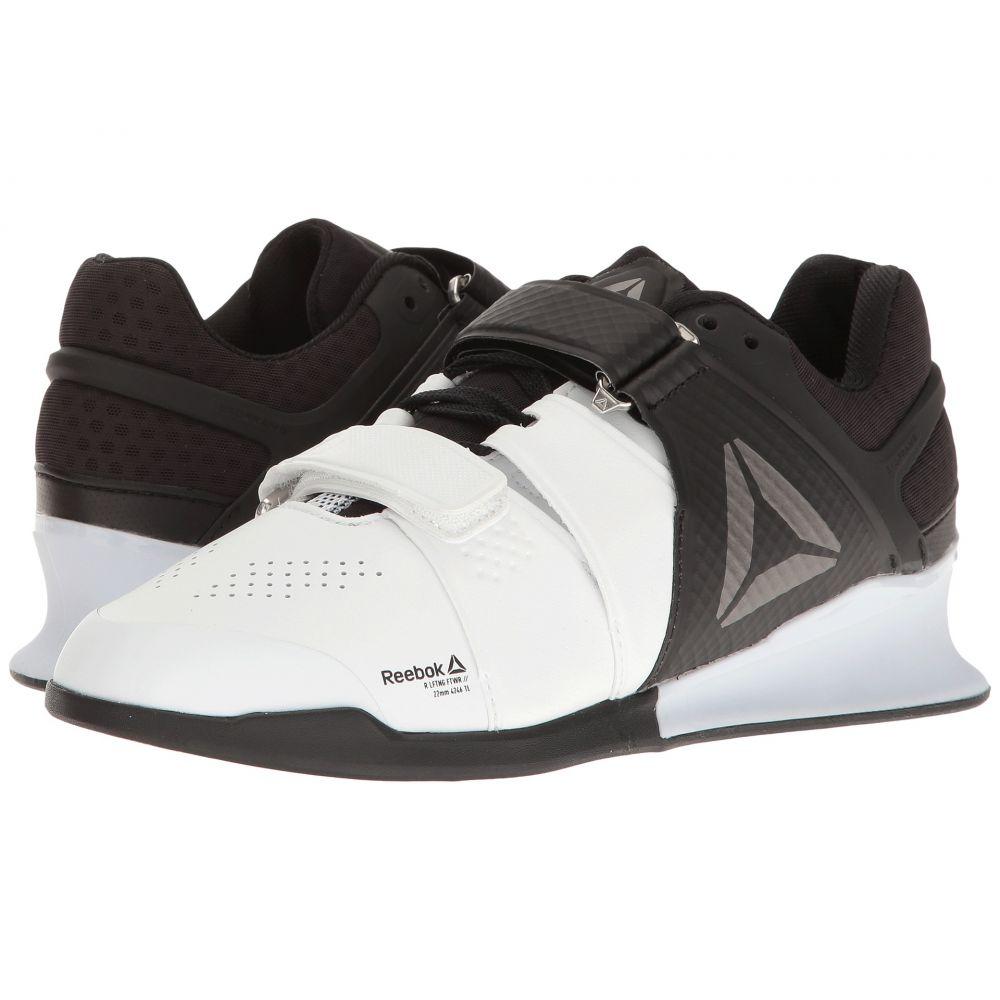 リーボック レディース シューズ・靴 スニーカー【Legacy Lifter】White/Black/Pewter