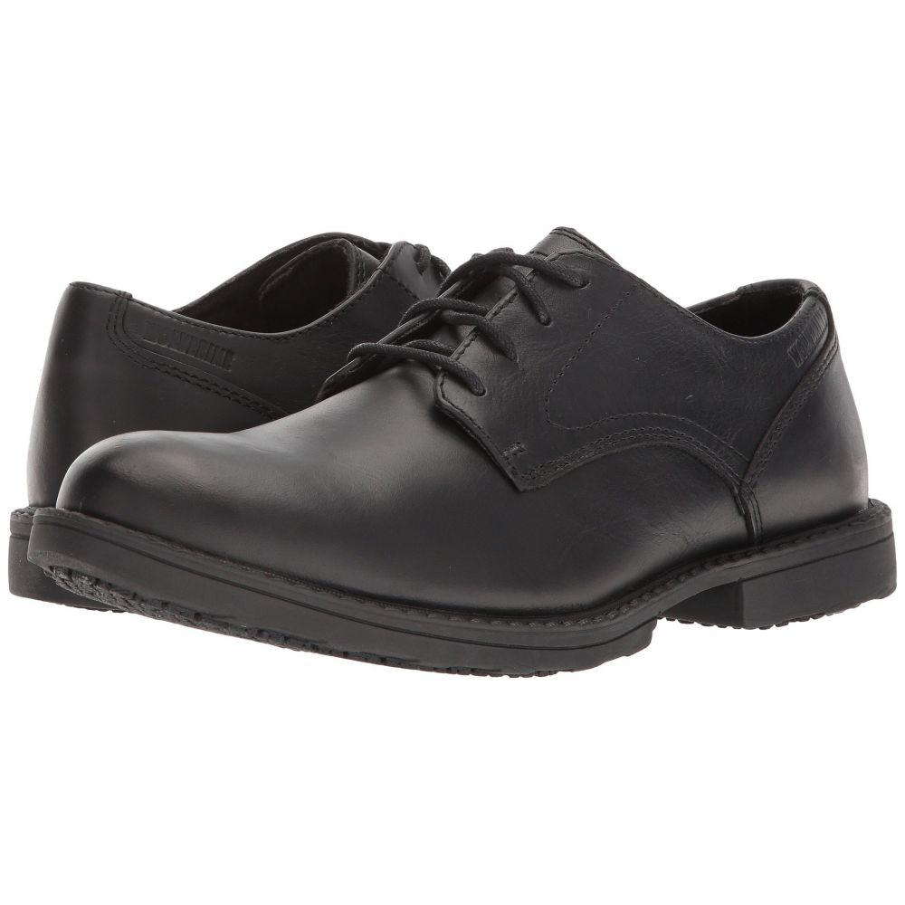 ウルヴァリン メンズ シューズ・靴 革靴・ビジネスシューズ【Bedford Oxford】Black