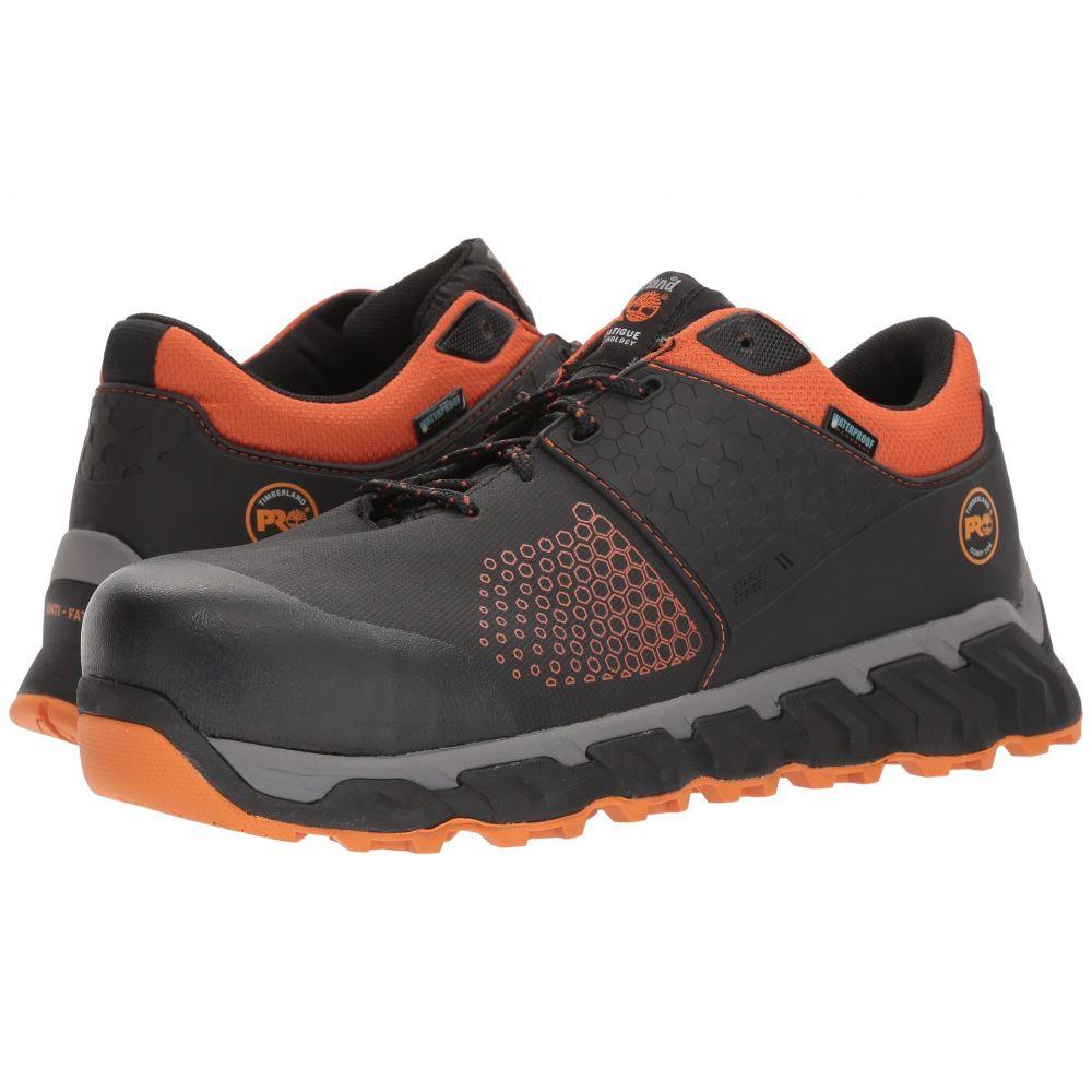 ティンバーランド メンズ シューズ・靴 スニーカー【Ridgework Composite Safety Toe Waterproof Low】Black