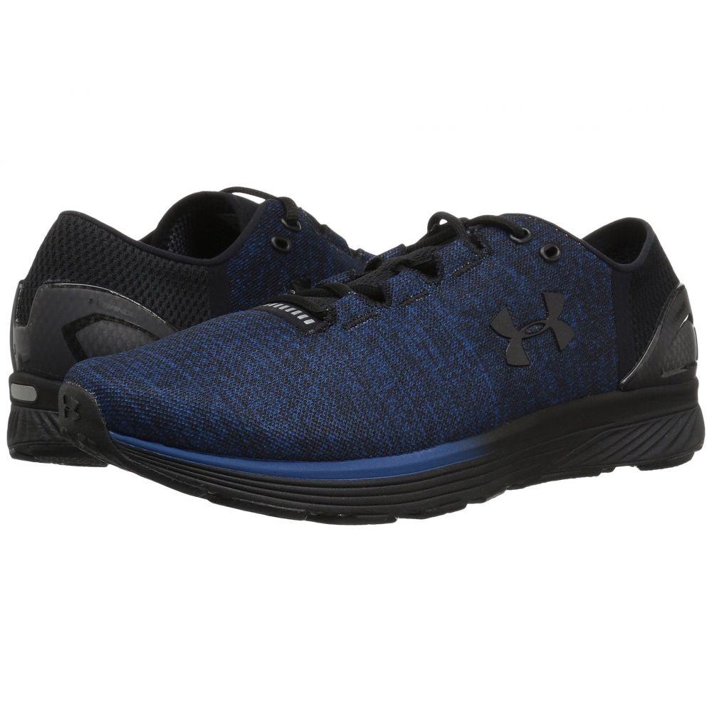 アンダーアーマー メンズ ランニング・ウォーキング シューズ・靴【Charged Bandit 3】Moroccan Blue/Black/Black
