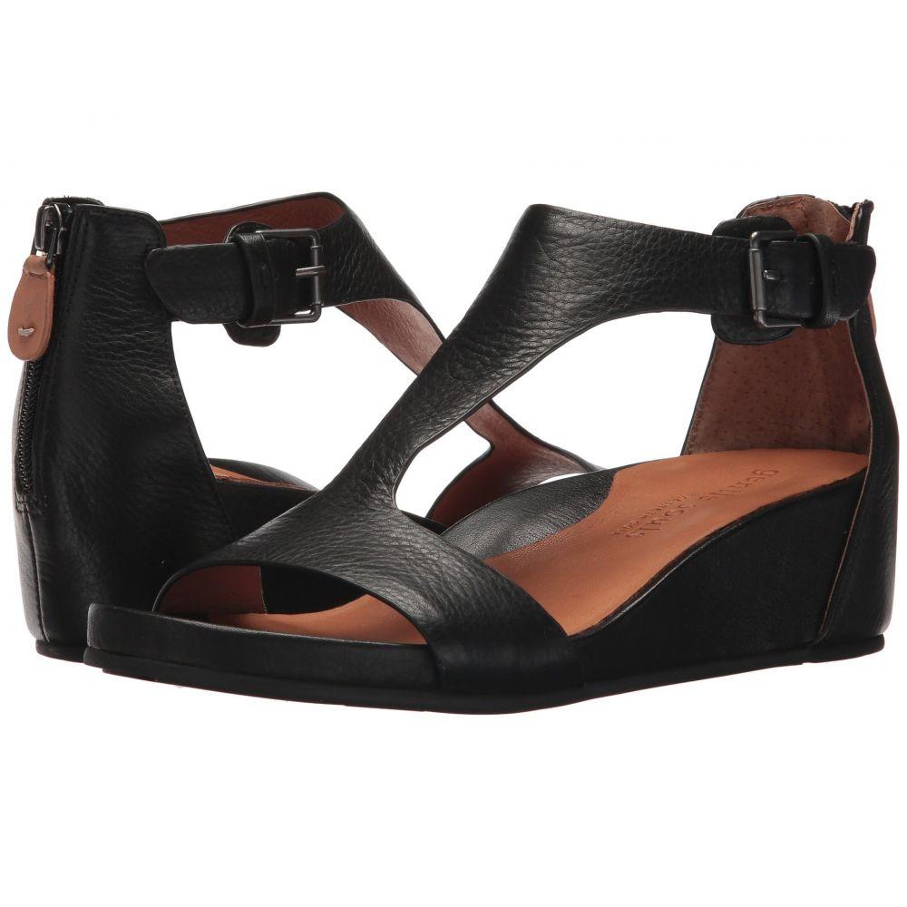 ジェントルソウル レディース シューズ・靴 サンダル・ミュール【Gisele】Black Leather