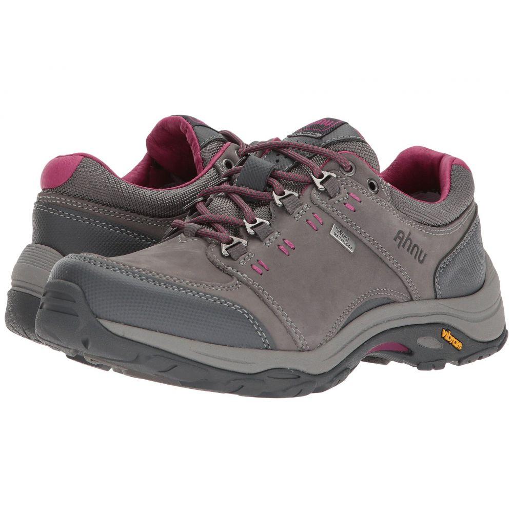 テバ レディース ハイキング・登山 シューズ・靴【Montara III Event】Charcoal Gray