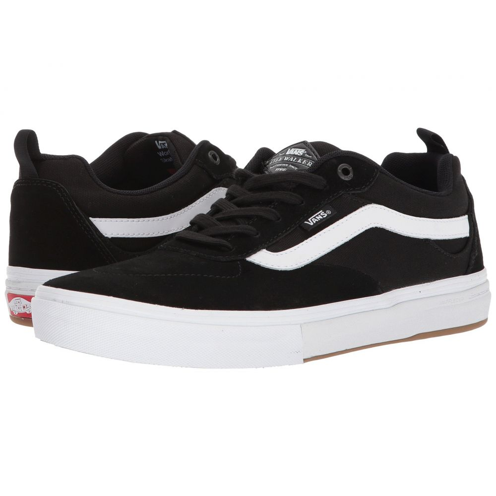 ヴァンズ メンズ シューズ・靴 スニーカー【Kyle Walker Pro】Black/White