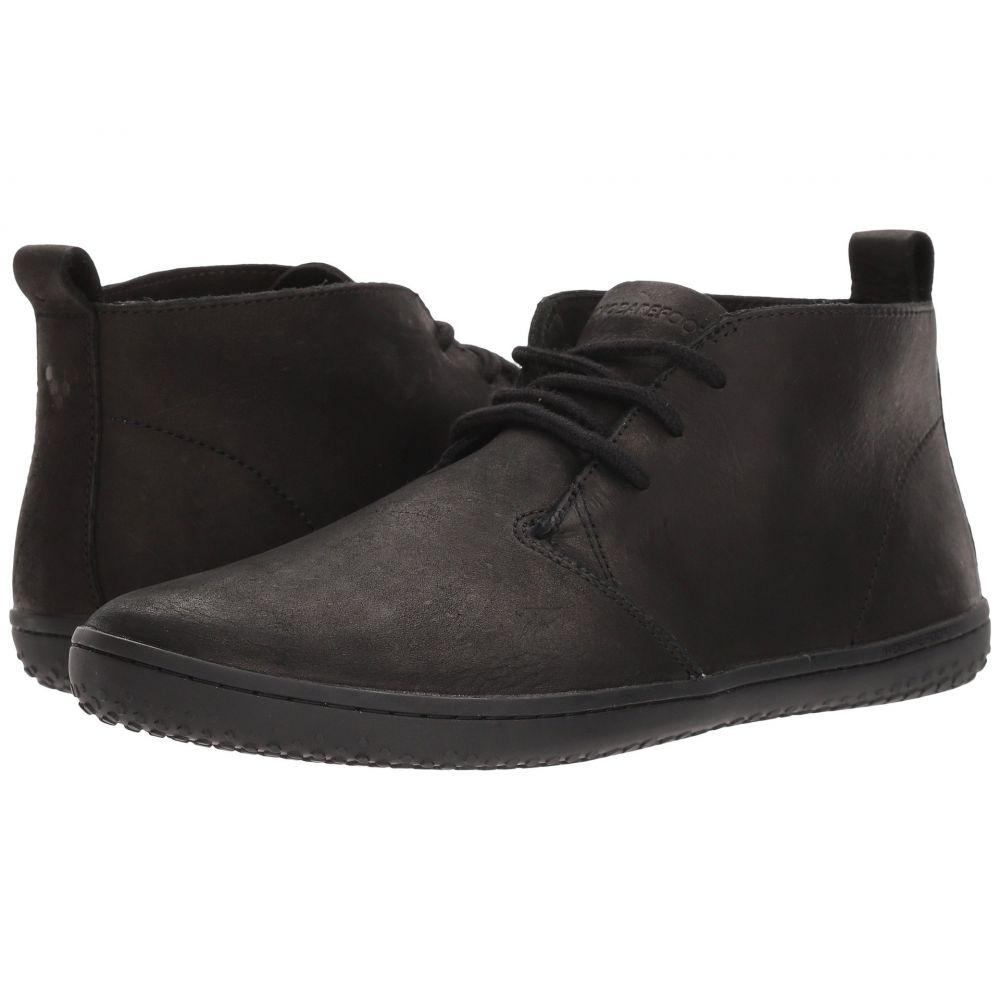 ヴィヴォ ベアフット レディース シューズ・靴 ブーツ【Gobi II Leather】Black/Hide